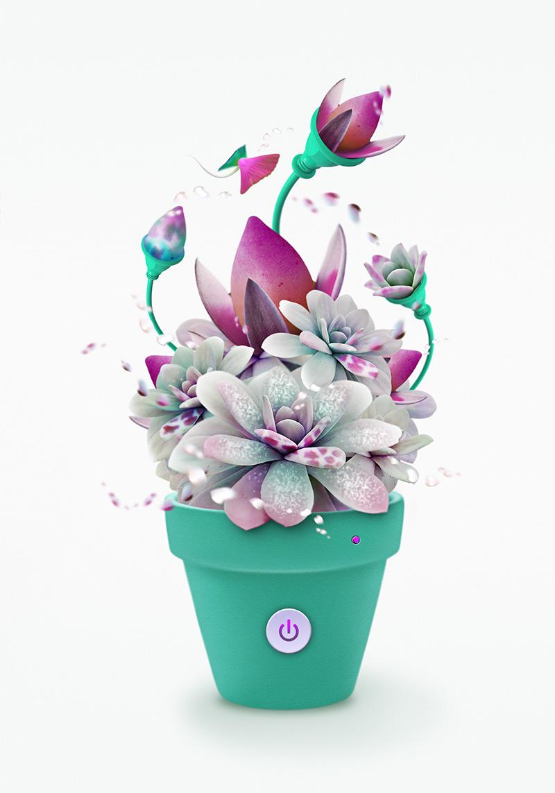 Artificial Plant #6