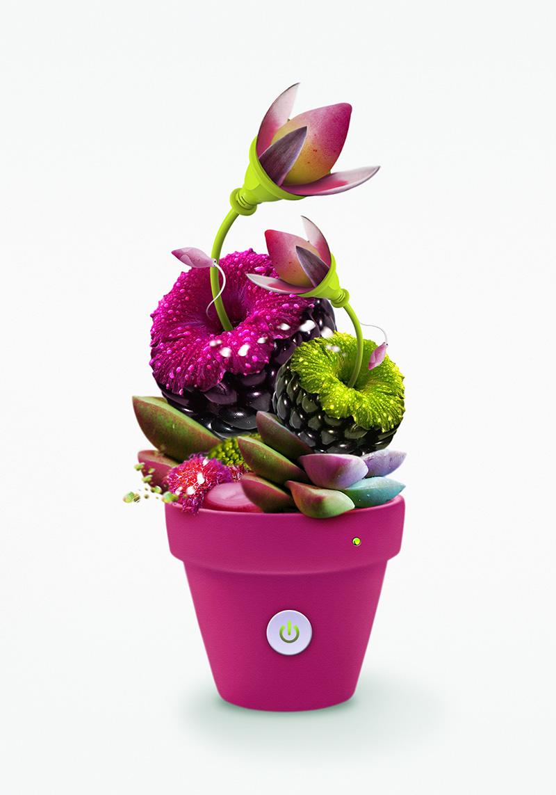 Artificial Plant #8